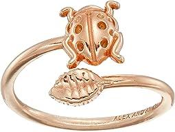 Ring Wrap Ladybug