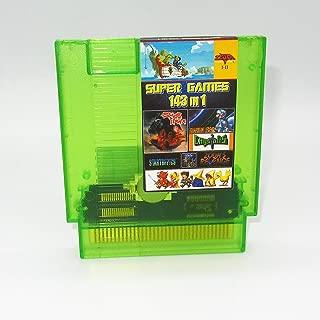 143 in 1 super games cartridge