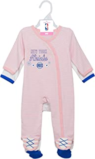 OuterStuff NBA Newborn NBA Newborn 2nd Half 2 Piece Coverall Set