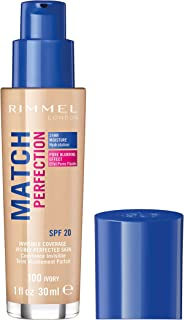 Match Perfection Foundation - 100 Ivory - Beige