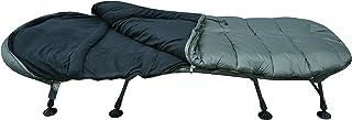 MK Angelsport sovsäck för fiske - Vattentät och halkfri karp sovsäck - Utomhus sovsäck med värmestoppsystem upp till -5° -...