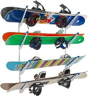 snowboard hanging rack