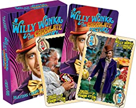 Willy Wonka and the Chocolate Factory Playing Cards