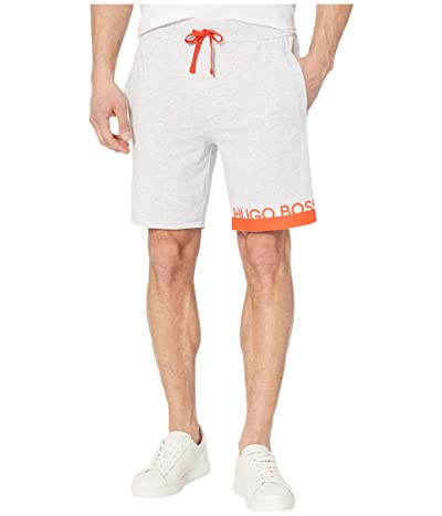 BOSS Hugo Boss Identity Shorts 10143871 05 (Gray/Orange) Men