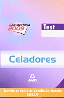 Celadores Del Servicio De Salud De Castilla-La Mancha (Sescam). Test