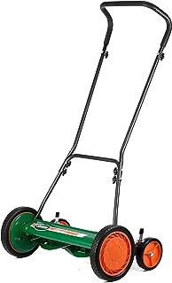 Scotts Outdoor Power Tools 2000-20 Classic Push Reel Lawn Mower, 20-Inch (Renewed)