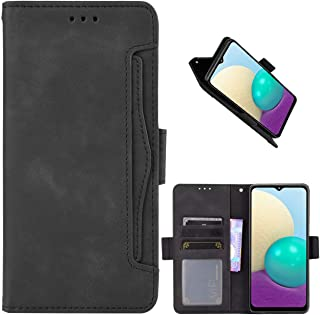 Case for OPPO Reno5 Pro Plus,Multi-Card Slots Flip Wallet Phone Case with Magnetic Closure Suitable for OPPO Reno5 Pro Plu...