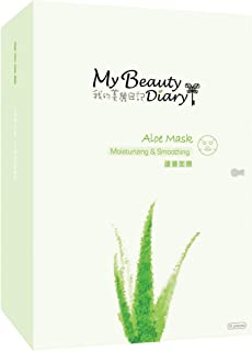 My Beauty Diary My Beauty Diary Aloe Mask II, 10 Count