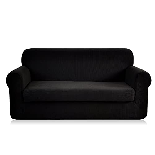 Fabulous Black Sofas For Living Room Amazon Com Alphanode Cool Chair Designs And Ideas Alphanodeonline
