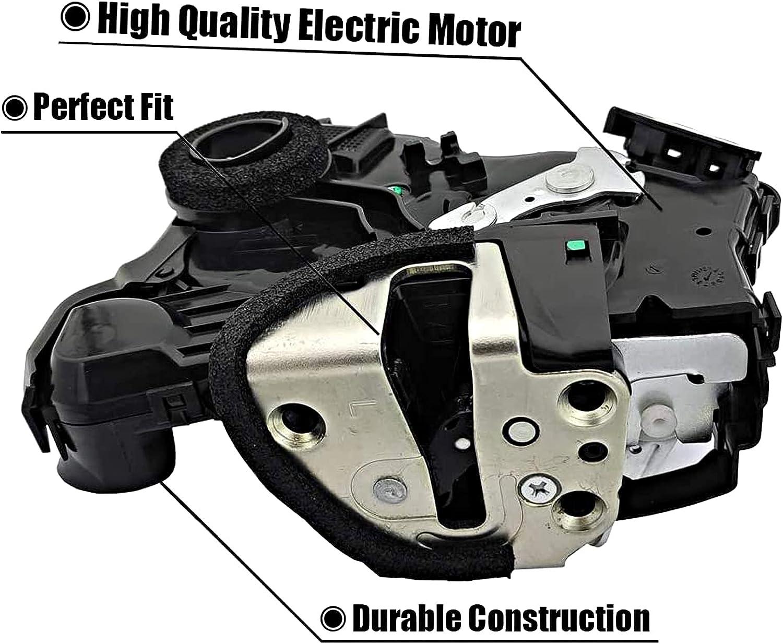 Door Lock Actuator Motor Front Left Camry Max 71% OFF for Toyota Side Driver Sale
