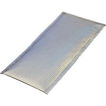 Amazon Com Heatshield Products 711002 0 018 Thick X 24 X 26 Thermaflect Heat Shield Cloth With Self Adhesive Automotive