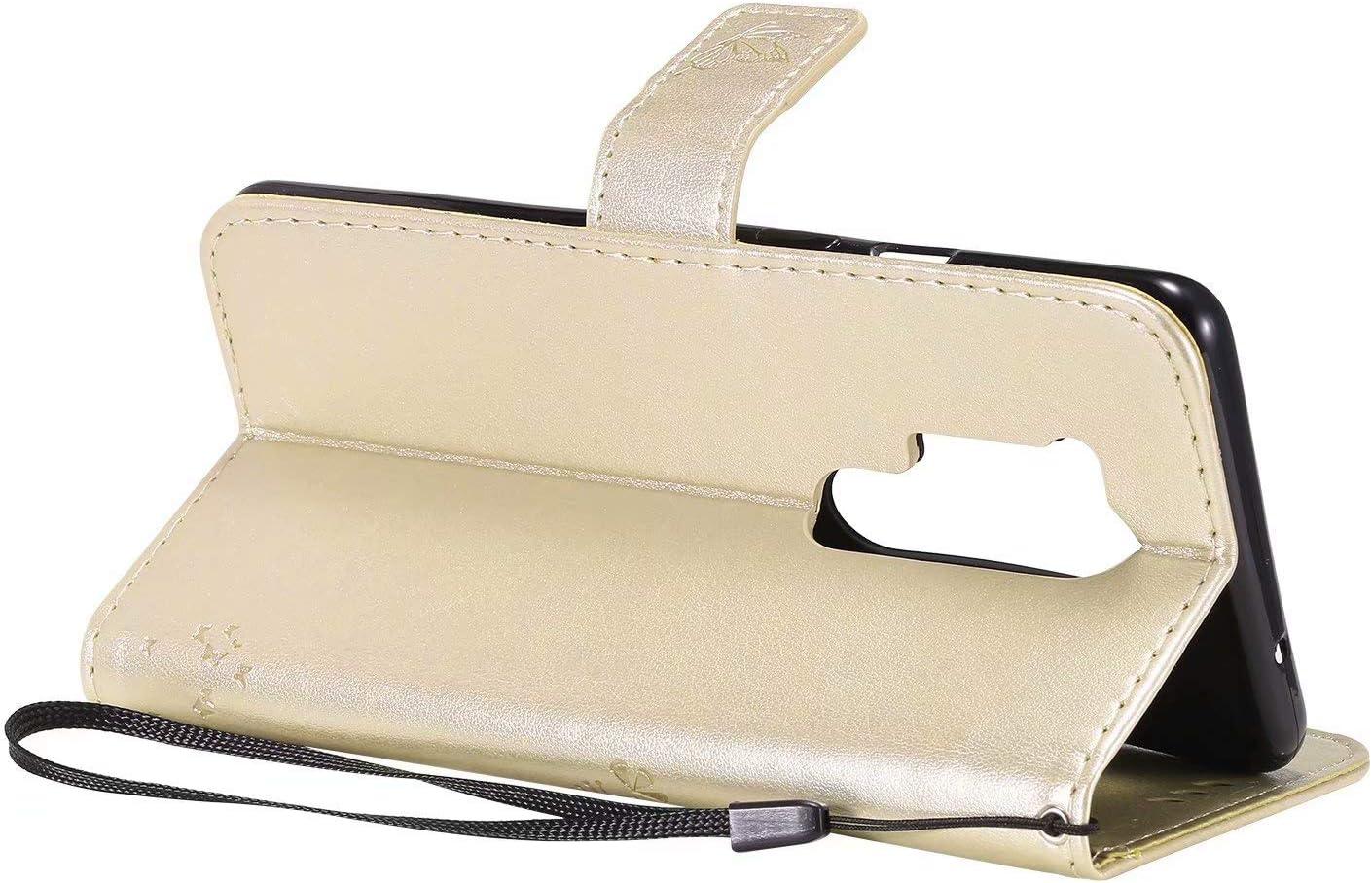 HUIZHIHUA Funda Compatibles para OnePlus 8 Pro Carcasa Caja Anti-Shock protecci/ón de c/áscara TPU Silicona+PC Transparente Cover Mate Case-Azul