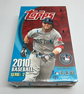 2010 topps baseball series 2
