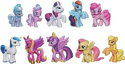 My Little Pony Friendship is Magic Cutie Mark Magic Princess Twilight Sparkle & Friends Mini Collection