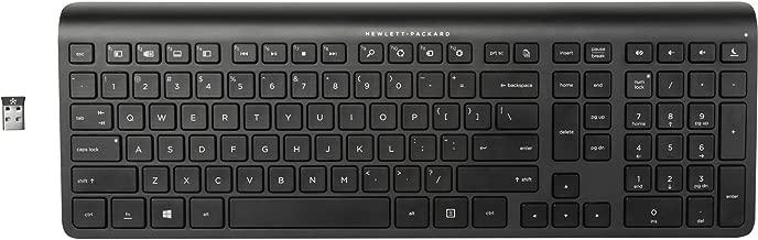 hewlett packard wireless keyboard sk 2061