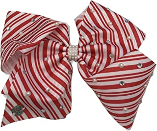 red christmas jojo bow