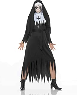 demon nun costume