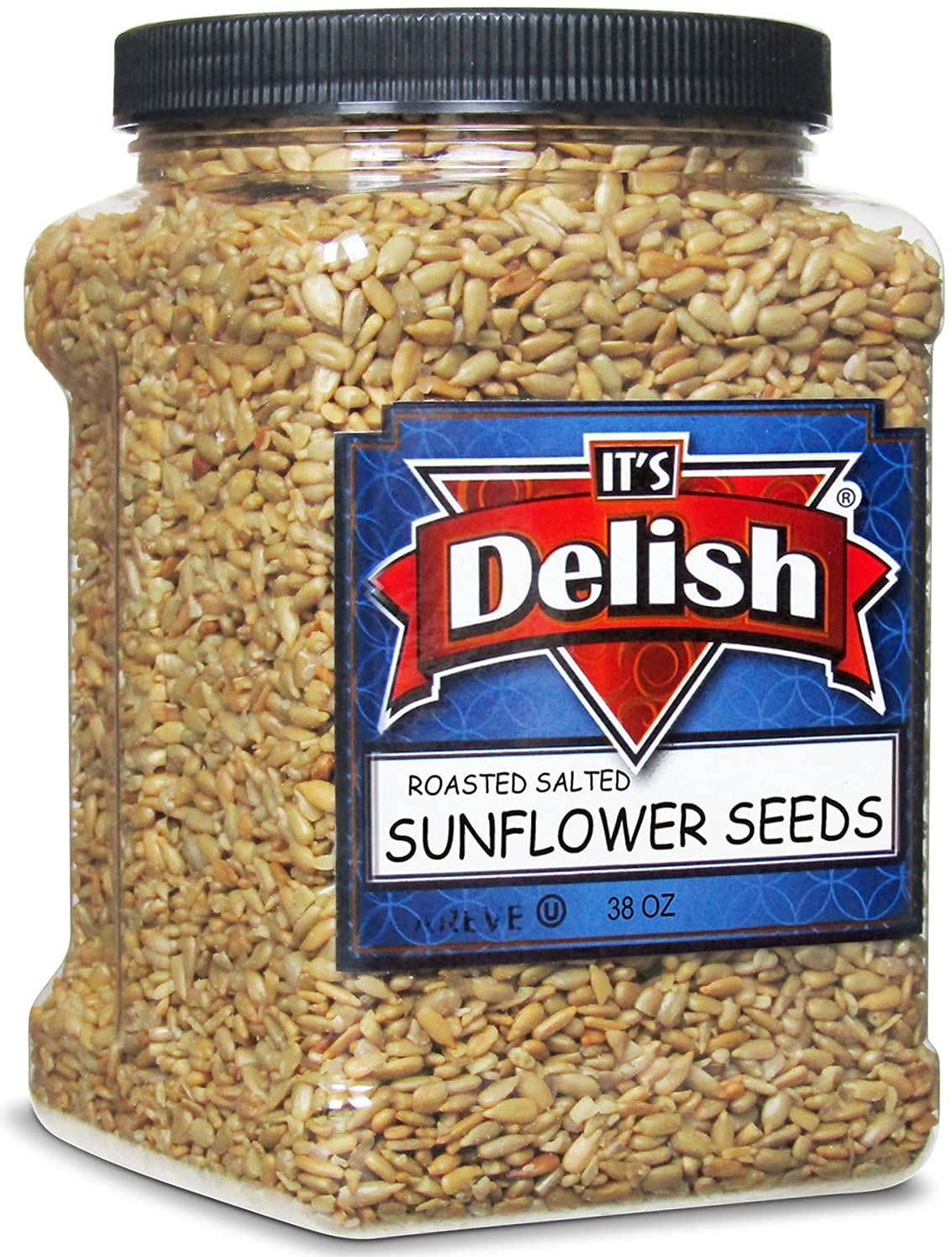 Gourmet Roasted Surprise price Salted Sunflower Seeds by free shipping Delish Oz 38 It's Jum