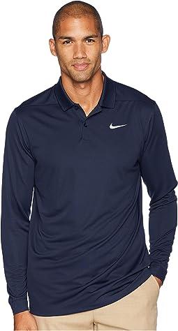 1f8d4abe8 Obsidian/Flint Silver. 14. Nike Golf. Dry Victory Polo Long Sleeve. $65.00.  White/White/Black. 14. Nike Golf. Victory Blade Polo