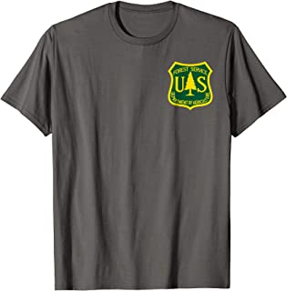United States Forest Service Agriculture USFS Parks T-Shirt
