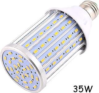 Z.L.F.J.P E27 / E26 LED電球 トウモロコシ 球根 35W 同等 取り替え 350W ハロゲンランプ AC 85-265V 108LED 5730SMD LEDライト (サイズ : ナチュラルホワイト)