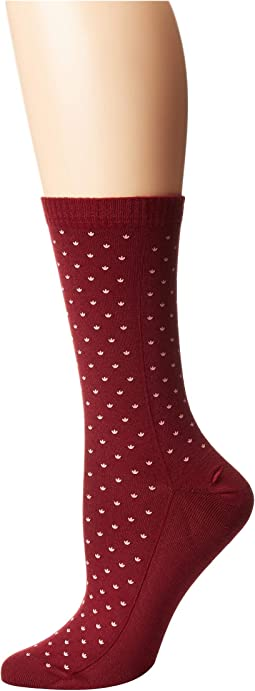 Originals Mini Trefoil Single Crew Sock