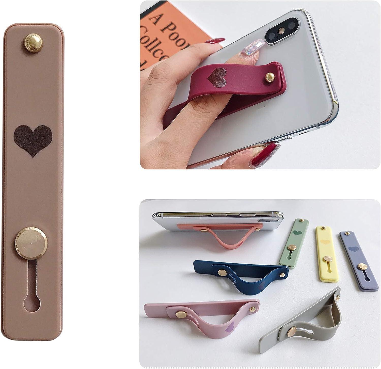 Phone Grip Holder Portable Max 47% OFF Telescopic Strap Bracket Finger Cheap SALE Start