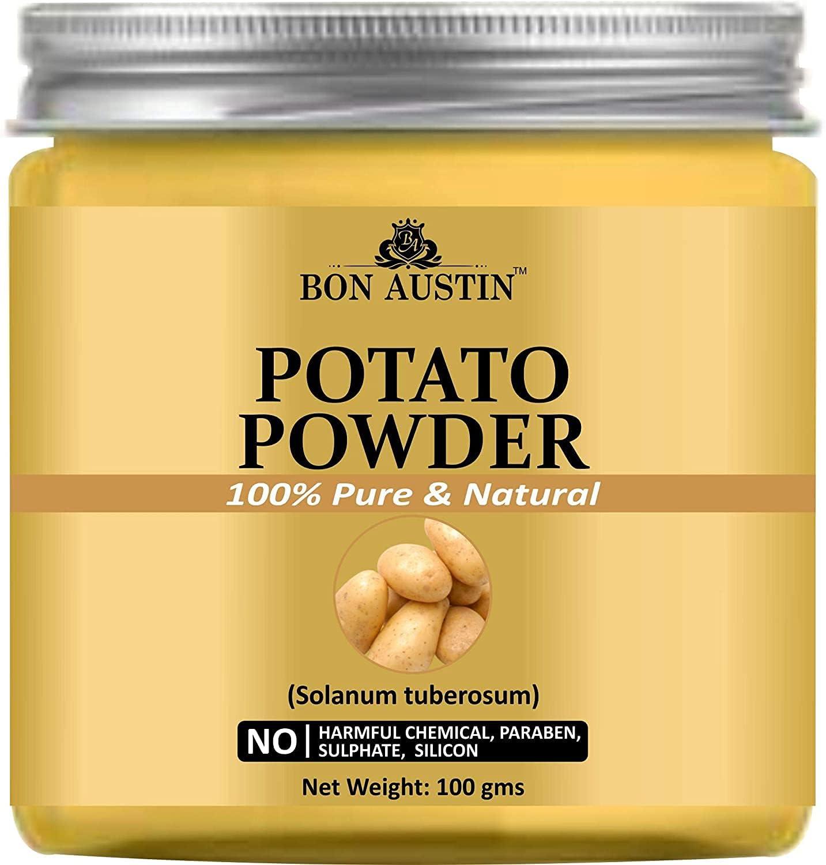 Cheap mail order specialty store Trisha Bon Austin 100% Pure 100 Natural Max 56% OFF Potato Powder GMS