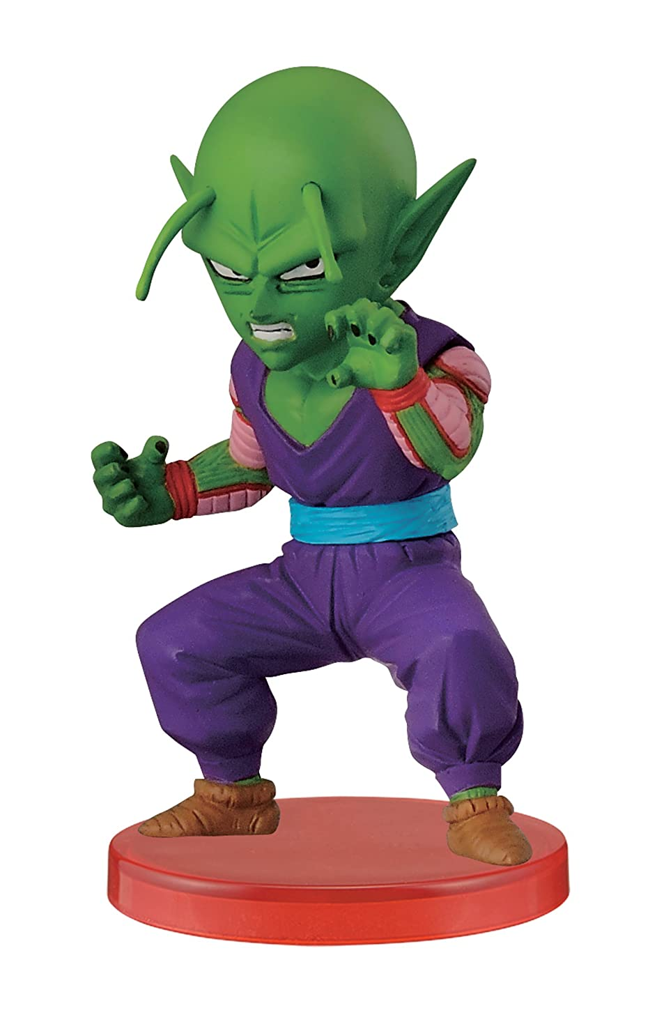 Banpresto Dragon Ball Z 2.8-Inch Piccolo World Collectable Figure, Z Warriors