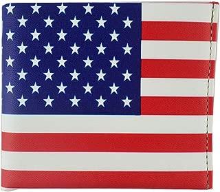 American Flag Wallet Nasa Wallets For Men/Women Fashion Designer