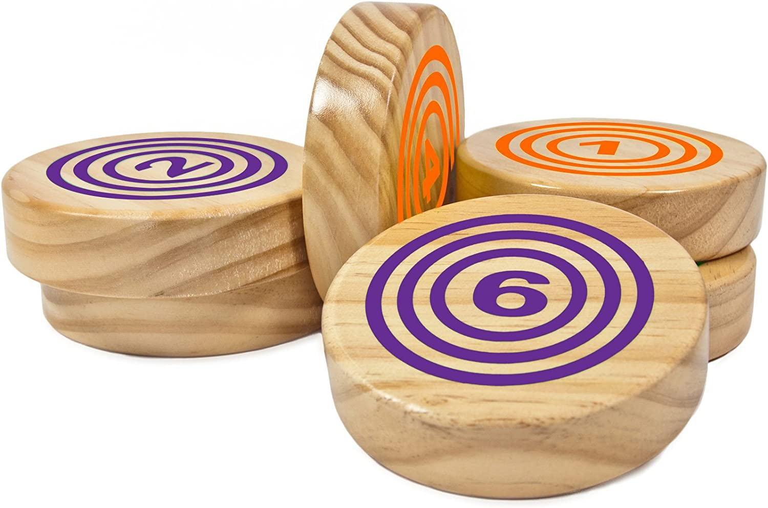 Rollors Backyard Game Expansion Pack and On Purple Orange Discs Cash Choice special price