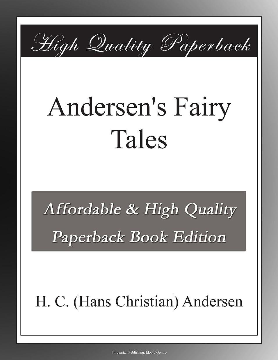 示すしわ版Andersen's Fairy Tales