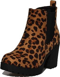ShoBeautiful Womens Ankle Boots Dressy
