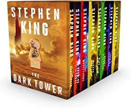 The Dark Tower 8-Book Boxed Set: 01-07