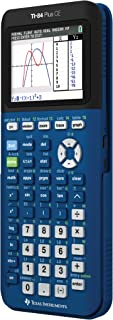 Texas Instruments TI- 84 Plus CE Denim Graphing Calculator