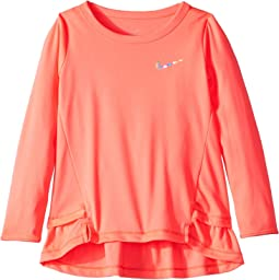 Dri-FIT Peplum Tunic (Little Kids)