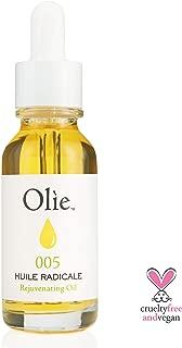 Olie Biologique Organic Face Oil, 20 ml 005 Rejuvenating Pure Cold Pressed, Fast Absorbing Natural Oil, Fades Brown Spots, Rejuvenates Tired Skin, Best For Normal, Dry, Dull, Damaged Skin