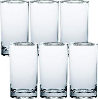 東洋佐々木ガラス タンブラー 275ml HS 日本製 食洗機対応 05100HS 6個入り