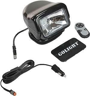Golight Stryker GL-3051 Wireless Remote Control Spotlight w/Handheld Remote & Power Cord