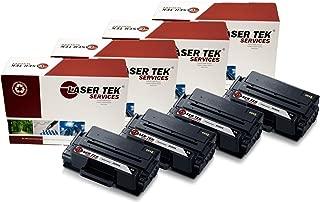 Laser Tek Services Compatible Toner Cartridge Replacement for High Yield Samsung MLT-D203L MLTD203L (Black, 4-Pack)