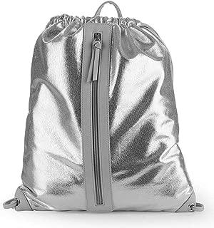 NOBO Cinch Fatima HOBO Handbag Silver Metallic