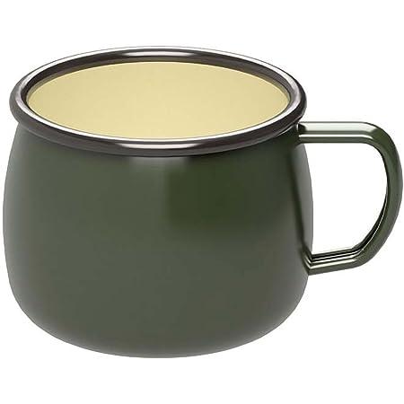 キャプテンスタッグ(CAPTAIN STAG) BBQ用 コップ ホーローマグカップ