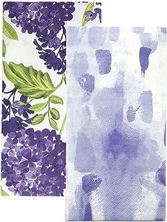Gertrude's Garden Hydrangea Napkins