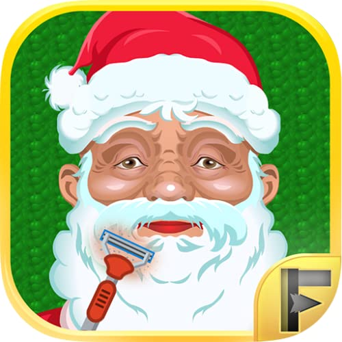Santa Claus Christmas Shaving Beard Salon Adventure Free