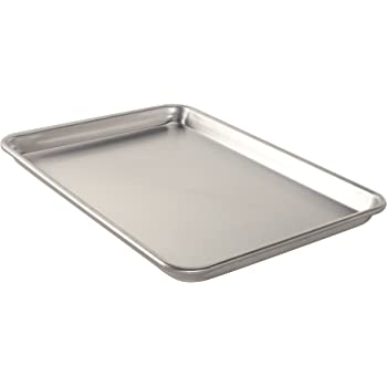 Nordic Ware Natural Aluminum Commercial Baker's Jelly Roll Baking Sheet