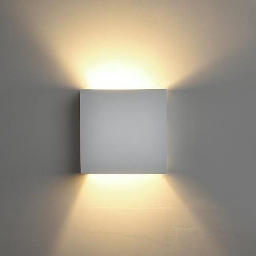 timeless design e4cfa fd39c White Wall Lights: Amazon.co.uk