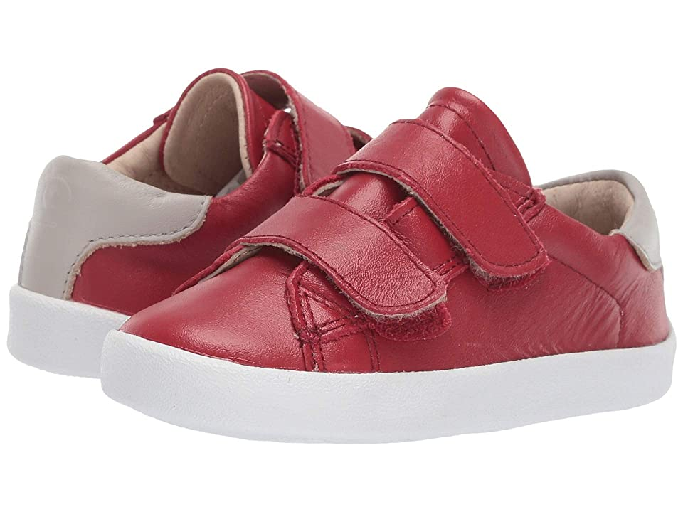 Old Soles Toddy Shoe (Toddler/Little Kid) (Red/Gris) Boy
