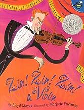 Zin! Zin! Zin! A Violin (Aladdin Picture Books)