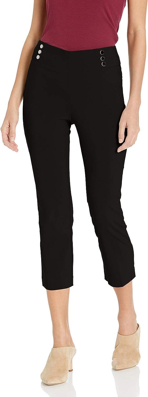 Popular popular Cheap mail order specialty store Rafaella Women's Pull-On Supreme Stretch Fit Pant Capri Comfort