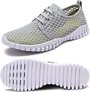 FCKEE Quick Drying Water Aqua Shoes for Men and Women